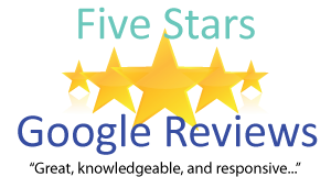 CompCiti Google 5-Star Reviews